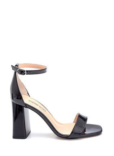 Derimod Kadın Sandalet (001.23928) Smart Siyah